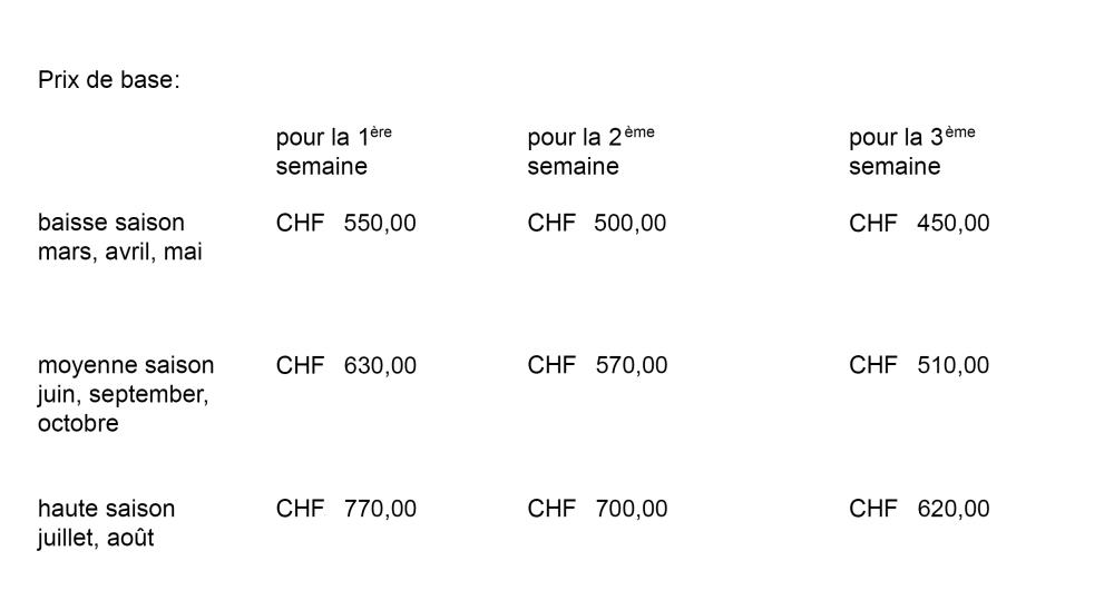 Prezzi casa cavalli francese
